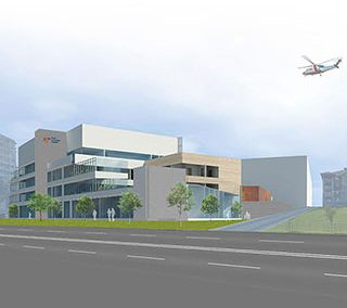 Royal Columbian Hospital Redevelopment