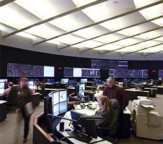 Hydro One, Ontario Grid Control Centre